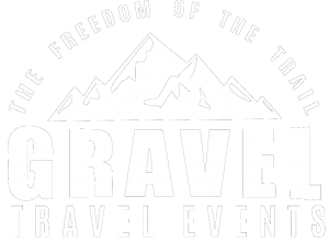 Gravel Travel Events Logo